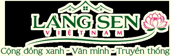 Logo Dự án Làng sen việt nam