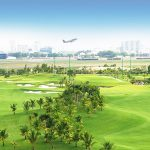 View sông hồng từ Eco Smart City