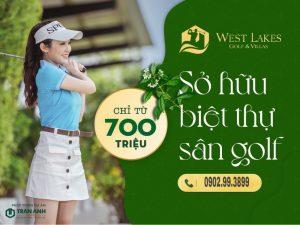 Có nên mua Biệt thự Golf Villas Long An không