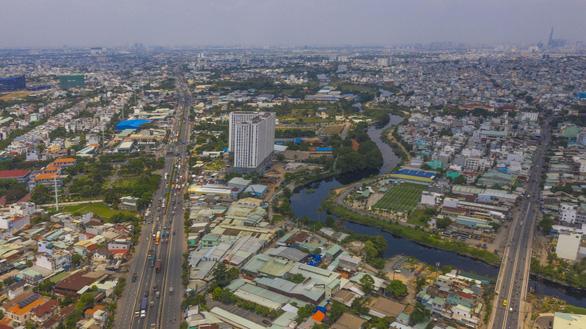 """Tập trung đầu tư để """"đánh thức"""" khu vực này đang là phương án được thành phố hướng đến"""