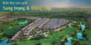 Biêt thự sân Golf