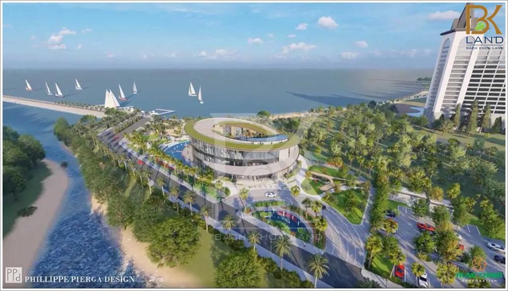 Phối cảnh dự án Hải Giang Merry LAnd