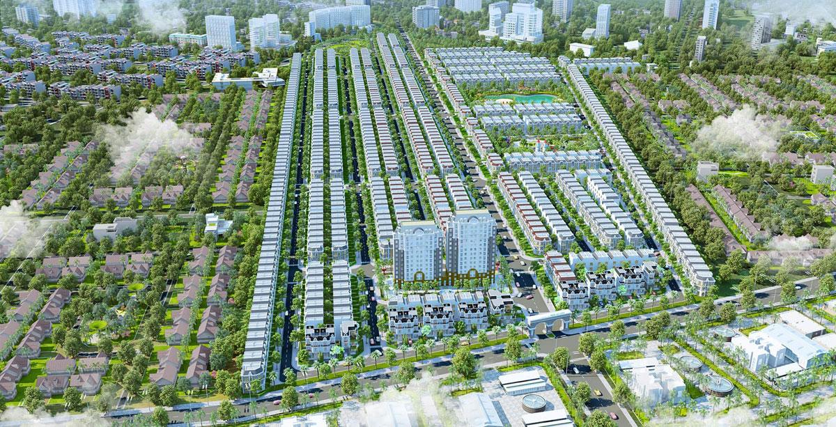 Phúc An Garden cú hích tại thị trường Bình Dương của Trần Anh Group